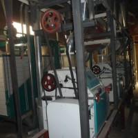 100吨级面粉机成套设备